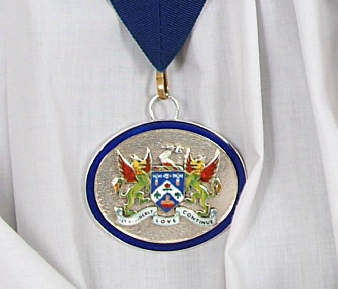 Plaisterers medal