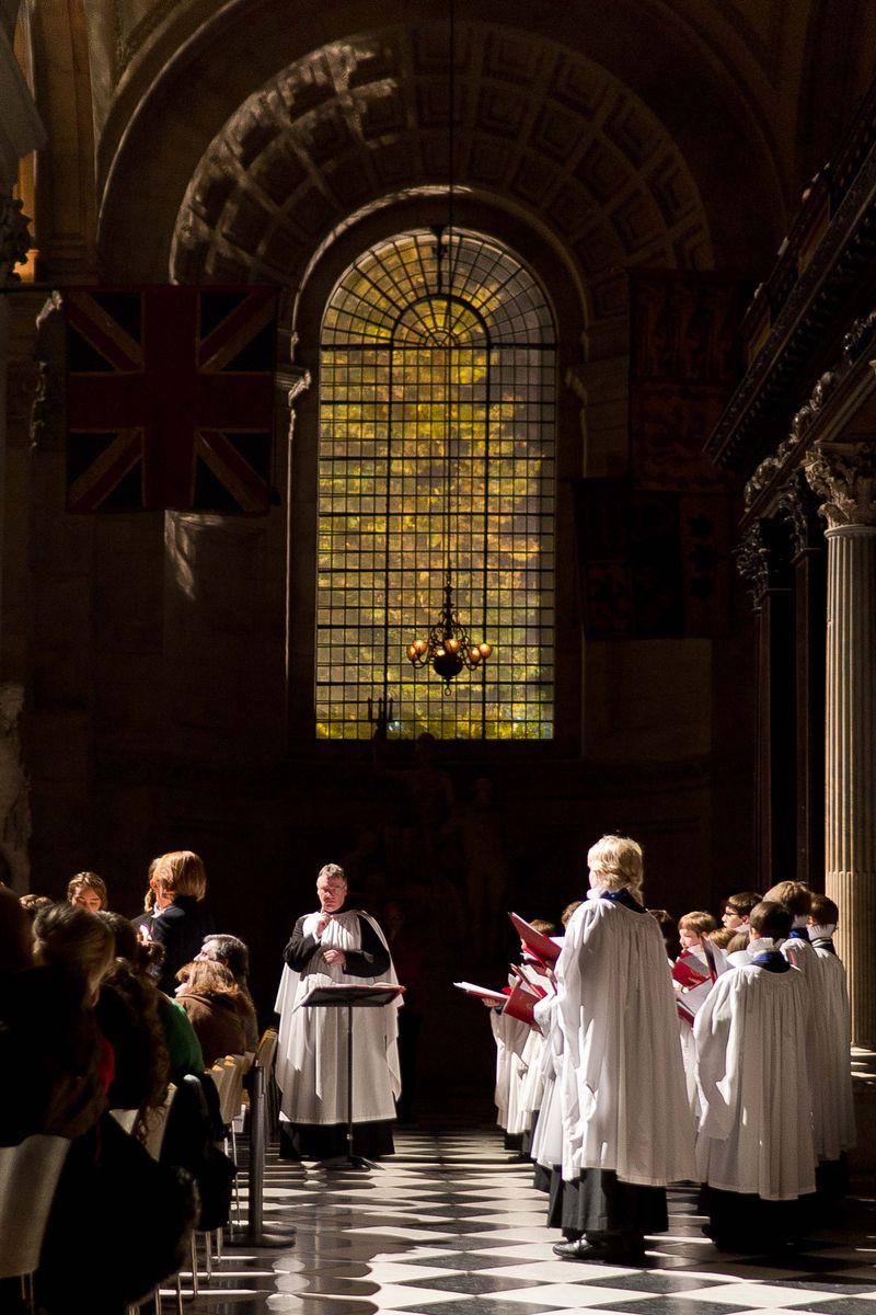 Choir advent large
